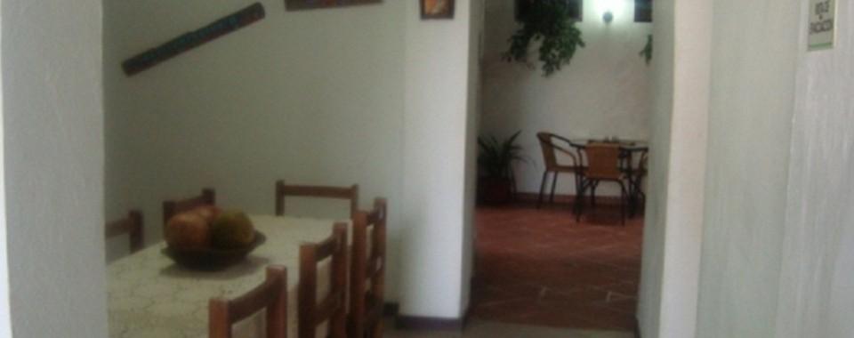Comedor Fuente hotelsanroquecartagena com 1
